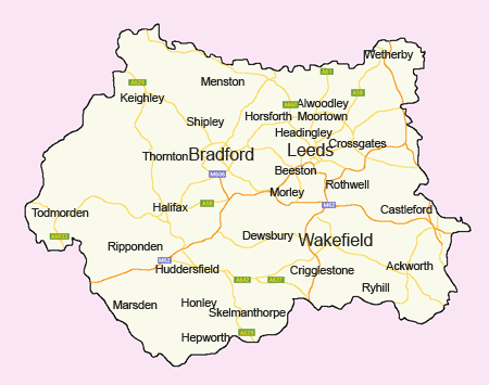 West Yorkshire Information - British Services UK Guides on map of brigham yorkshire england, map of pudsey yorkshire england, map north yorkshire uk, map of west yorkshire yorkshire and british, map west yorkshire england, map of north west uk, map west riding yorkshire uk, map of south west uk, cities in yorkshire uk, map of india's special sites, map of west ireland, map of west scotland, map of yorkshire dales uk, map of dewsbury yorkshire england, map of west midlands uk, map of west wales,
